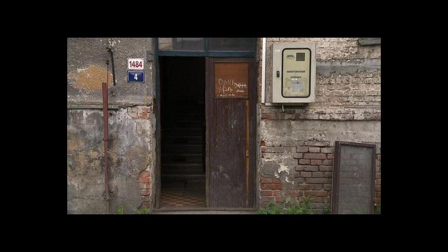 Video Události: Přibývá lidí ve vyloučených lokalitách