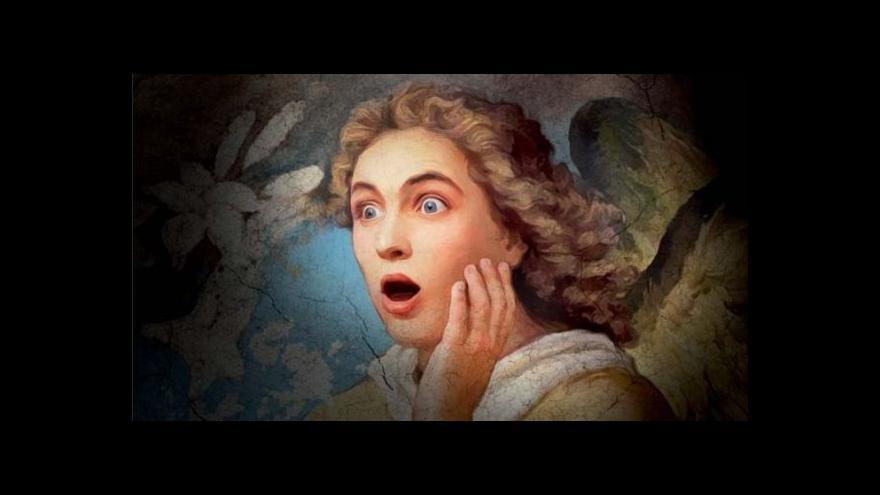 Video Kostely mají Boží umění