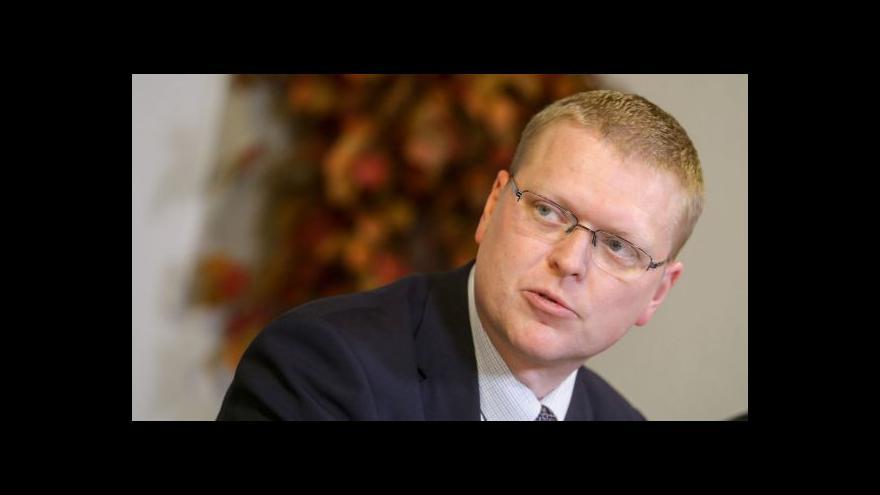 Video Pavel Bělobrádek: Zlo není abstraktní, tvoří ho lidé