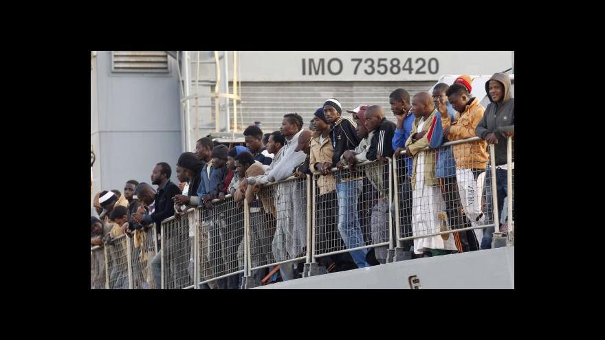 Video Pan Ki-mun a Juncker k migrační krizi