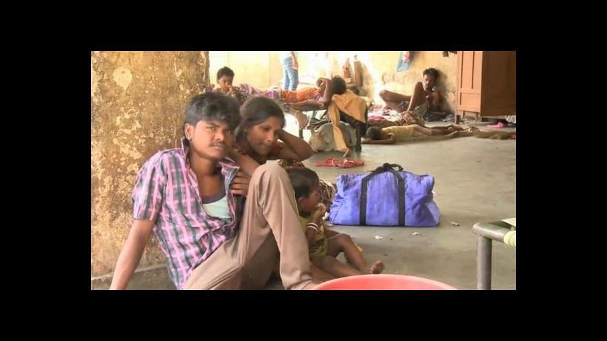 Video Vedra sužují Indii už déle než měsíc