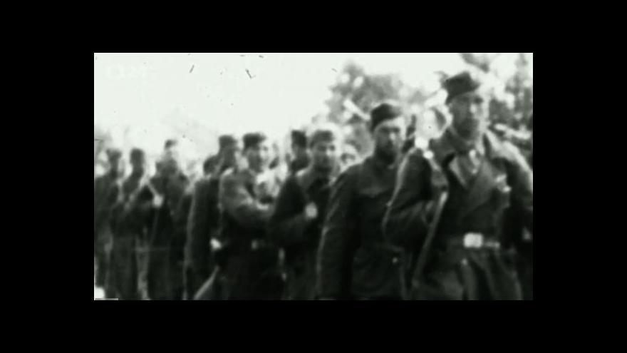Video První povstání lidu proti okupantům začalo v Přerově