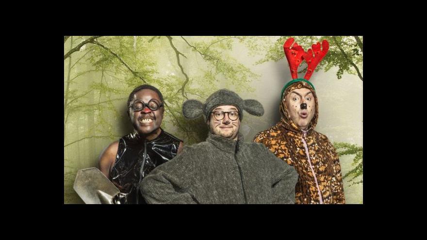 Video Český les v Klicperově divadle