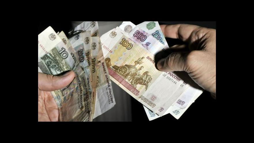 Video Bureš: Česko jako celek klesající vývoz do Ruska neohrozí