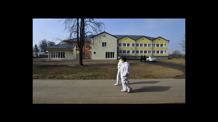 Video Zaměstnanci dobřanské psychiatrie nesouhlasí s koncem ředitele
