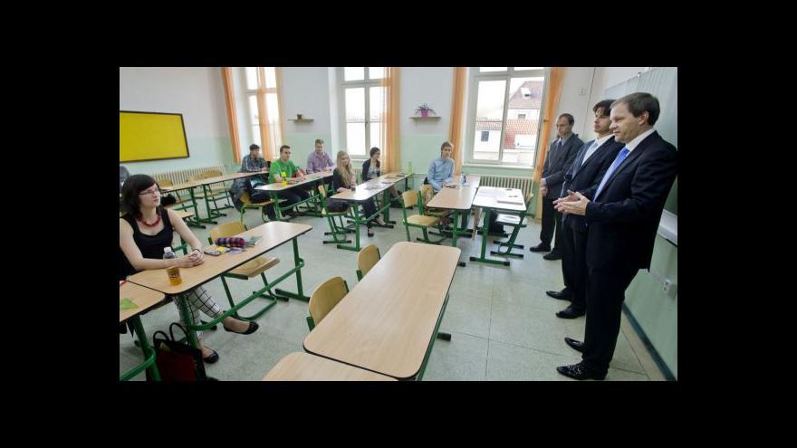 Video Janek Wagner: Chládkovi bych dal 4-