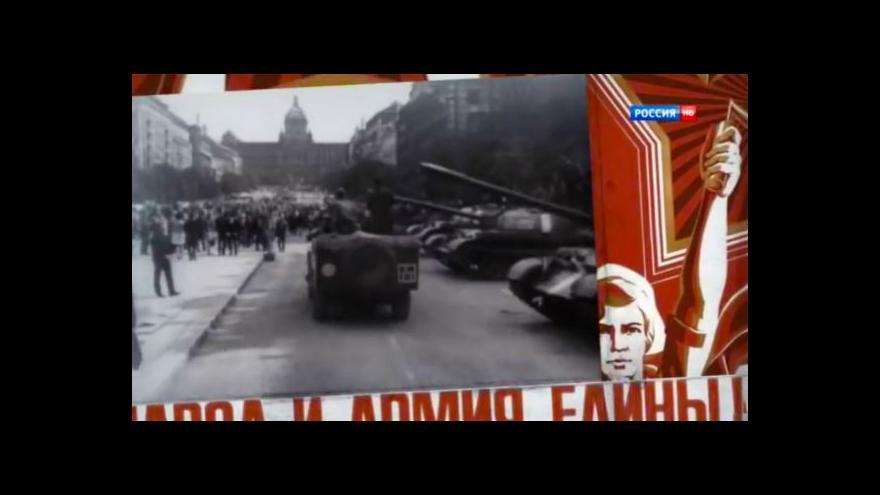 Video Dokument televize Rossija 1 o historii Varšavské smlouvy