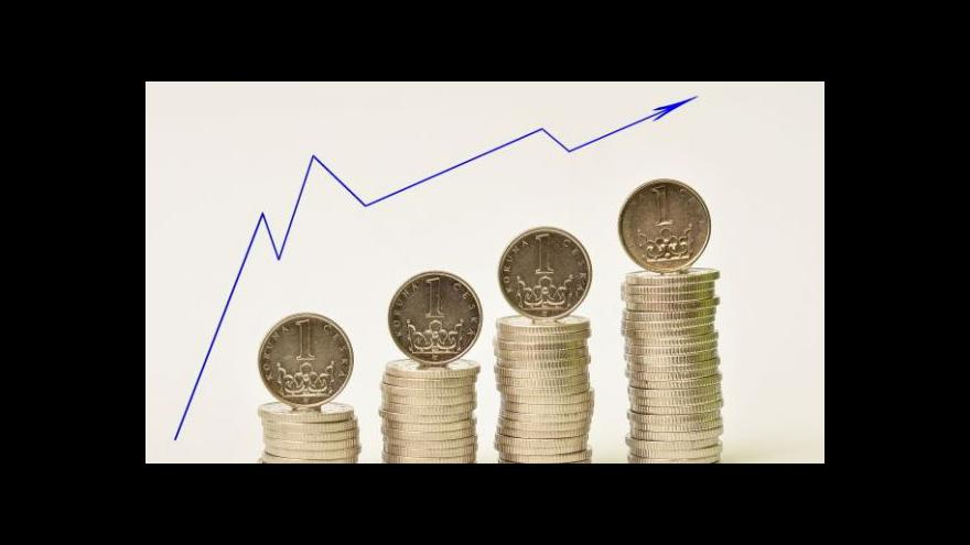 Video Události: Růst české ekonomiky předčil očekávání