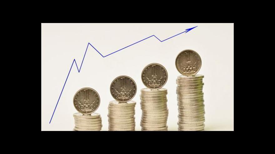 Video Ekonomika ČT24: Růst bude pokračovat, ale ne tak rychlý