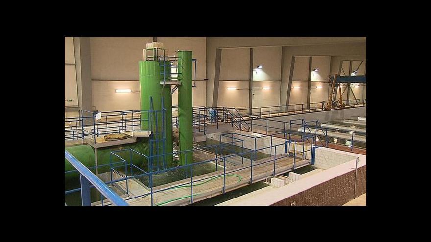 Video Jak se upravuje voda z Želivky