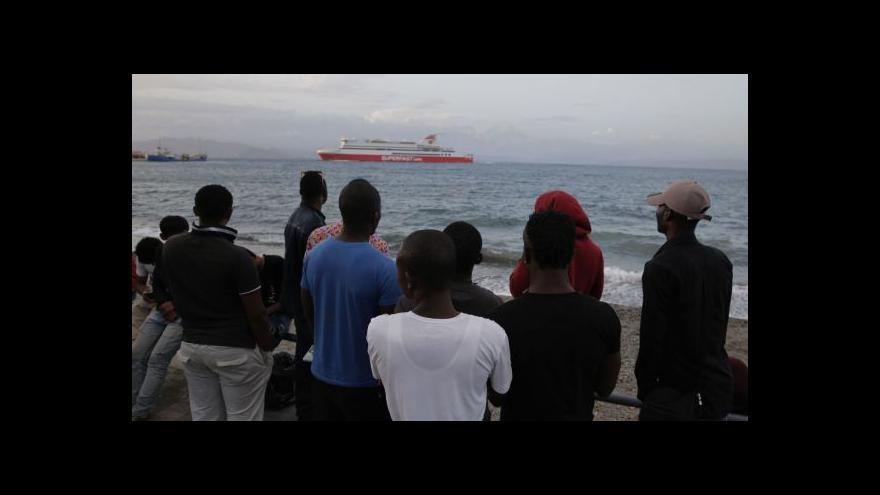 Video Cestovky: Uprchlíci jsou pouze na jedné pláži