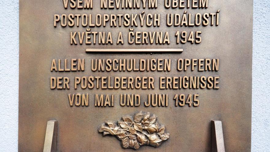 Video 75 let od masakru v Postoloprtech