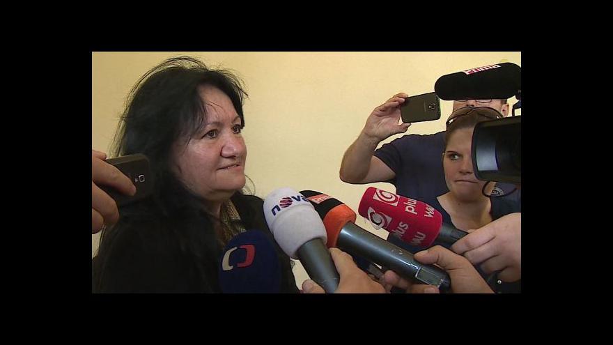 Video O své dceři hovoří matka útočnice ze žďárské školy