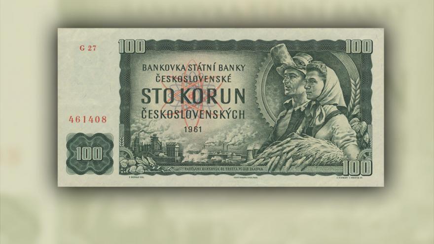 Video Zánik Československé koruny