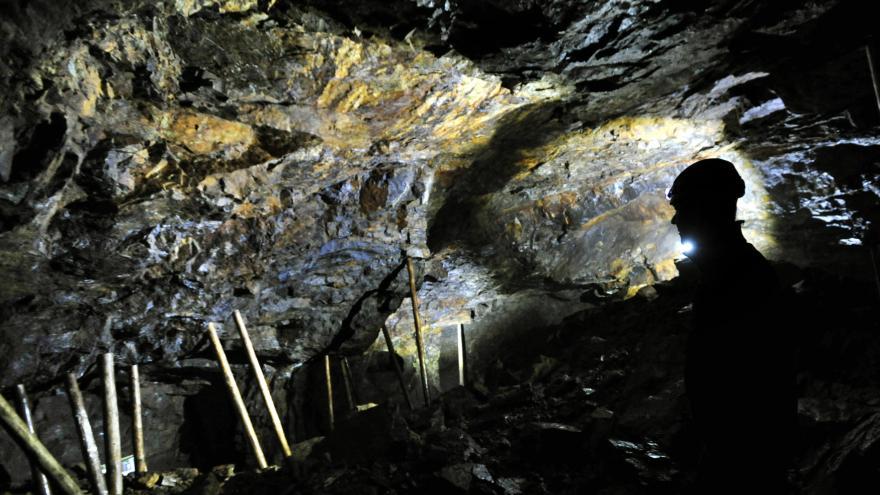 Video Události: Turisté v krušnohorských důlních památkách