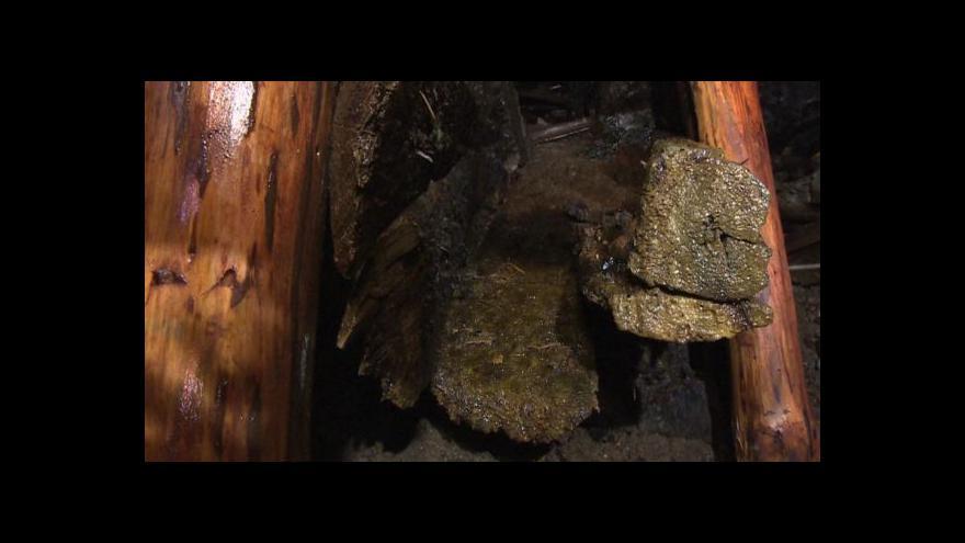 Video Štola Johannes se otevírá turistům