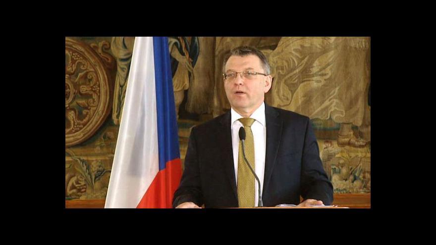Video Redaktor ČT ke schůzce Zaorálek–Kiseljov