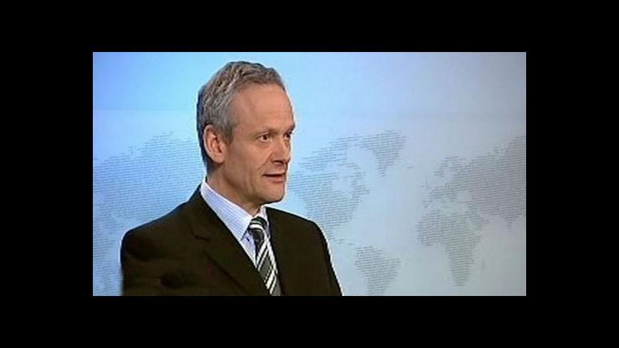 Video Cyril Svoboda: Myslím si, že zájem Ruska je nahlodávat soudržnost EU