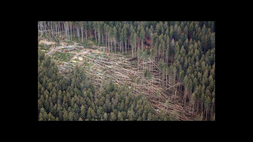 Video Zeman v Jihočeském kraji kritizoval i zákon o národních parcích