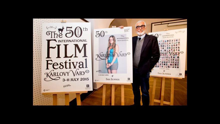 Video Karlovarský festival představil program
