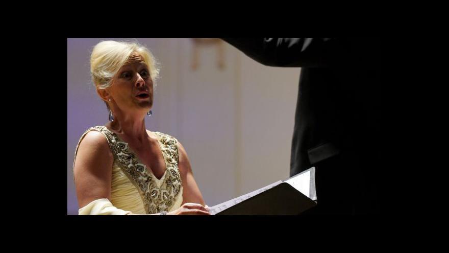 Video Lisa Larssonová: Jsem šťastná, že můžu být v Praze