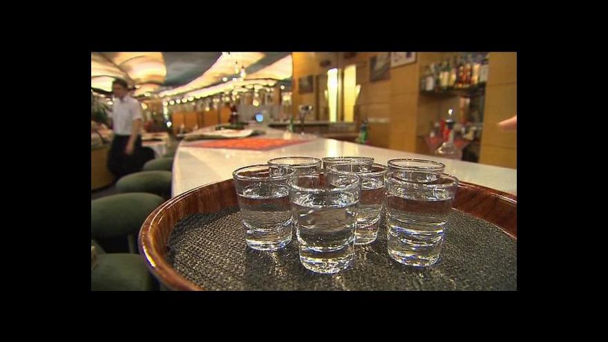 Video Unie výrobců alkoholu se zákonem souhlasí