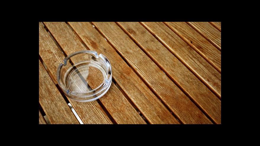 Video Ekonomika ČT24: Vlastní prodej cigaret se nezmění
