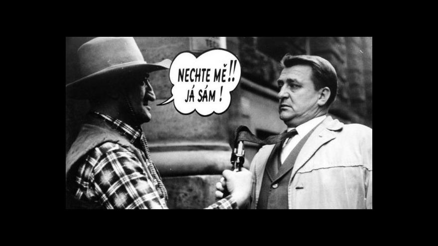 Video Vorlíček: Humor mých filmů je mezinárodně srozumitelný