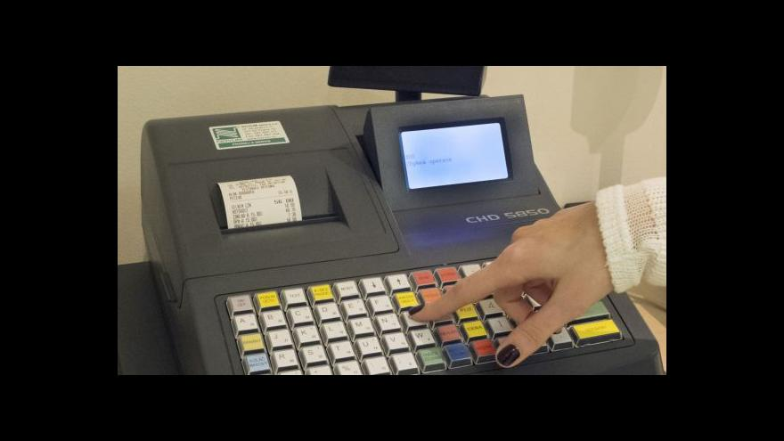 Video Vláda poslala on-line evidenci tržeb do sněmovny