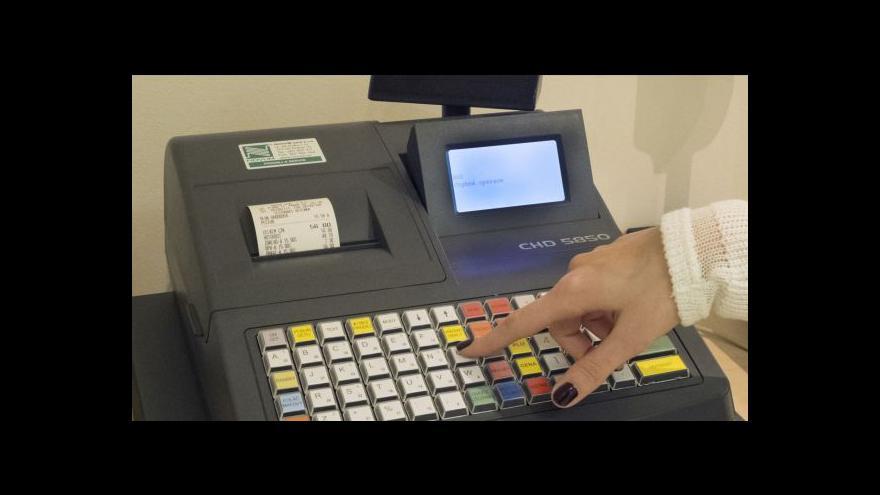 Video Evidence tržeb: Generální finanční ředitelství ohlídá funkčnost