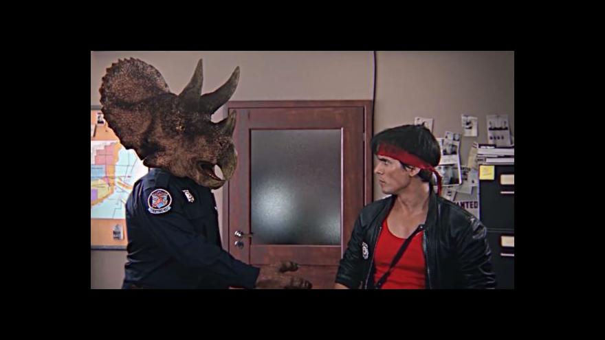 Video Kung Fury
