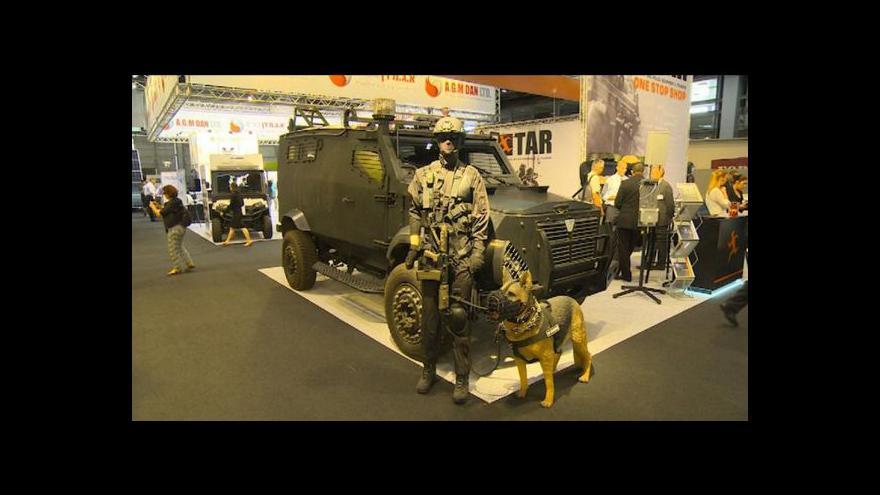 Video Zájem Izraele o českou výzbroj neutichá