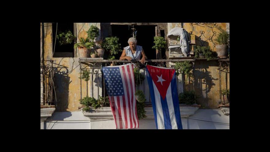 Video Američtí turisté zaplavili Kubu