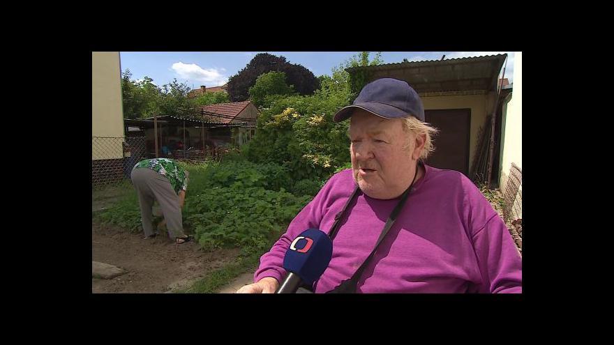 Video Jaroslav Léska ze Šlapanic vzpomíná na první fázi sanace fenolu