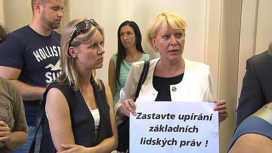 Video Ústavní soud nevyhověl stížnosti družstva Svatopluk