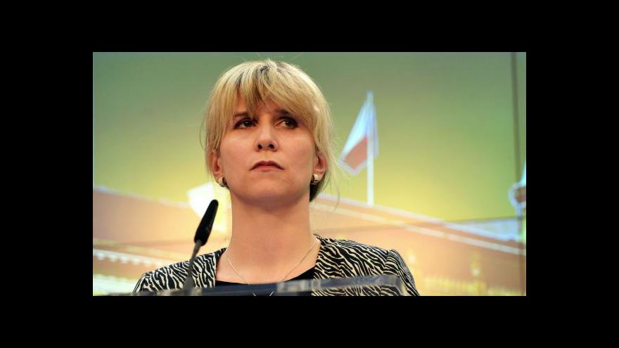 Video Sobotka navrhl prezidentovi Valachovou, má reálnou znalost politického prostředí