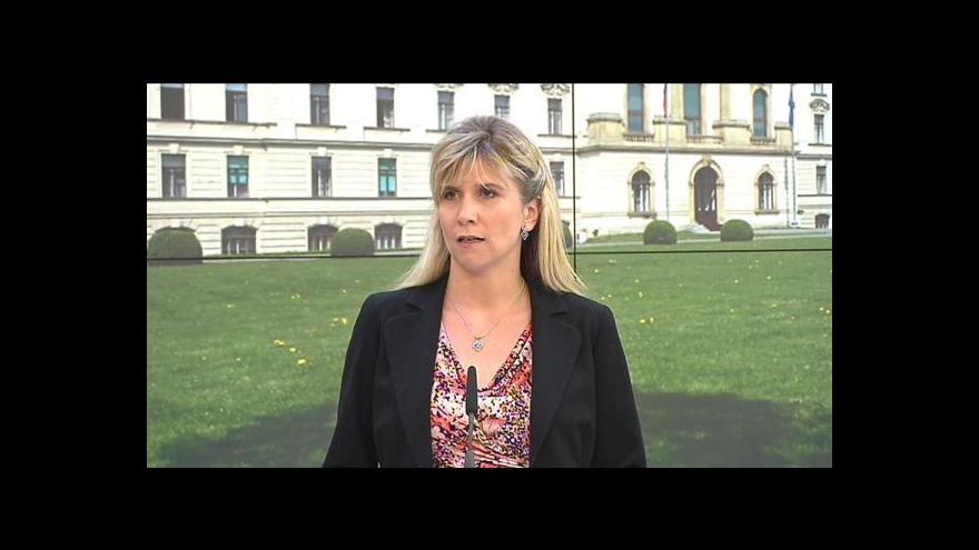 Video Nováková (TOP 09): Vždycky je handicap, když nemáte zkušenost se školstvím