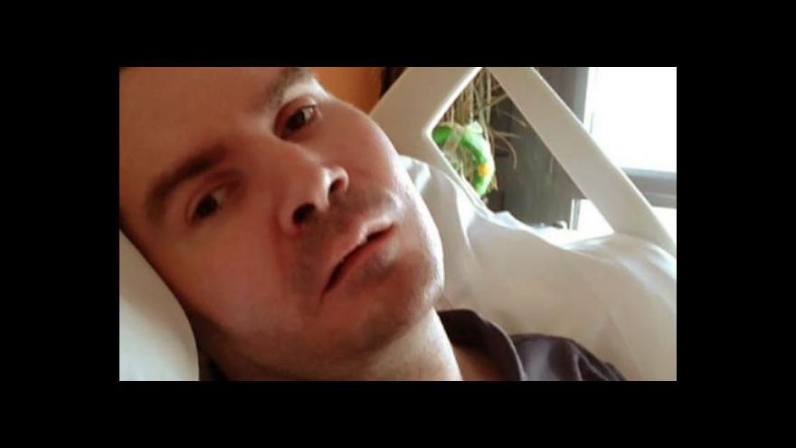 Video Vincent Lambert smí zemřít