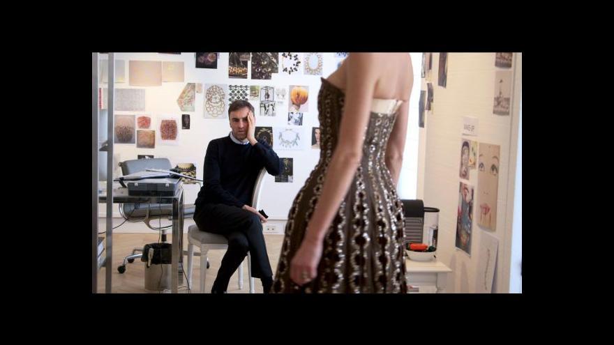 Video Film Dior a já nahlíží do zákulisí módy