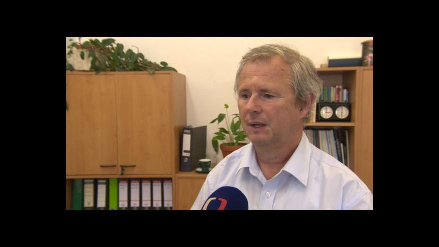 Video O kvalitě vody v Hrušovanech hovoří hygienik Miroslav Staněk