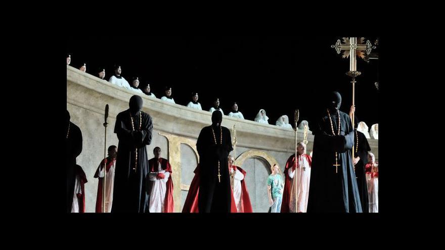 Video Izraleský festival hraje operu v poušti