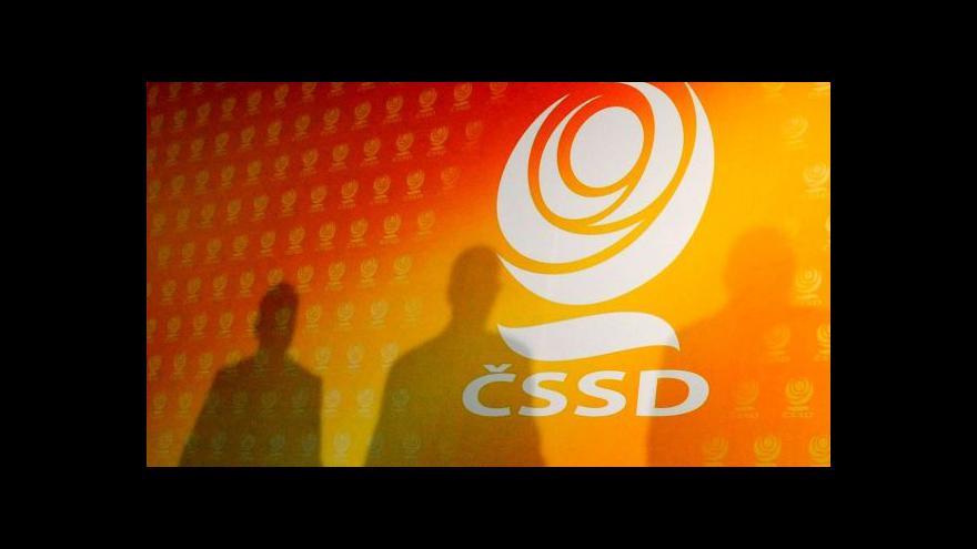 Video Sobotka chce, aby jeho ministři zařadili vyšší rychlost