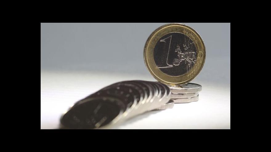 Video Události: Česko není podle Singera na euro připravené