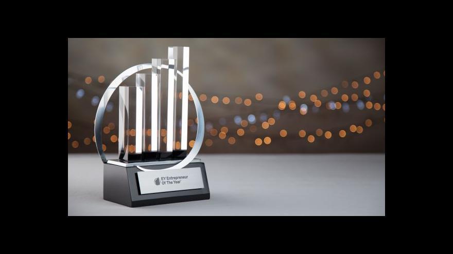 Video Světovým podnikatelem roku se stal Francouz Mohed Altrad