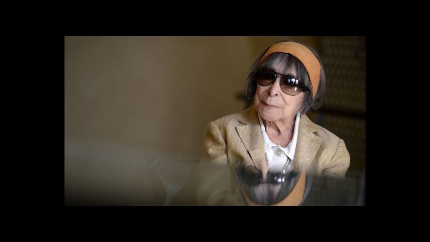 Video Hegerové vychází archivní koncertní záznam. Sama ho neslyšela
