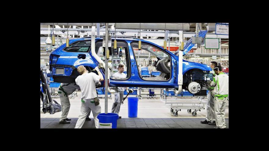 Video Gapko: Hodně pracovních míst vytváří zpracovatelský průmysl