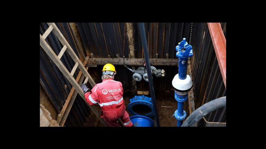 Video Jágrová: Voda je nezávadná, testy chceme ujistit veřejnost