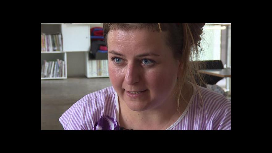 Video Vendula Chalánková o knize