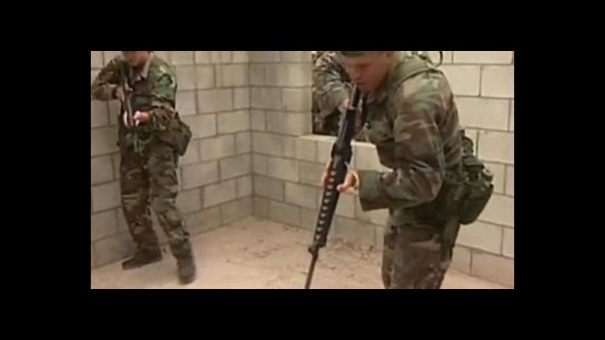Video Americké elitní jednotky si s sebou nesou temnou minulost