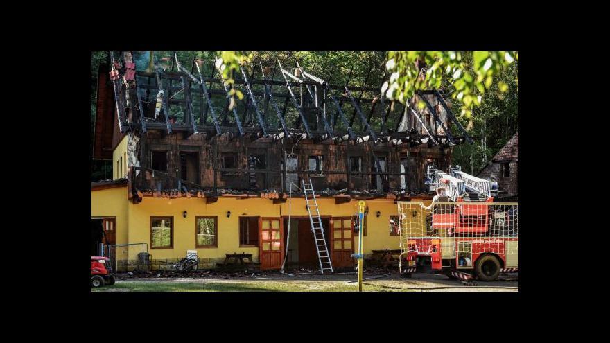 Video Stavební úřad: Chata, kde zemřeli dva lidé, nebyla zkolaudovaná